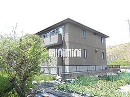 フォンティーヌA棟[1階]の外観
