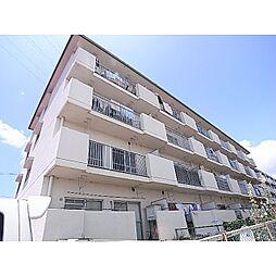 奈良県香芝市鎌田の賃貸マンションの外観