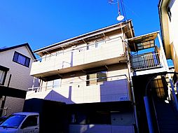 埼玉県所沢市花園4丁目の賃貸マンションの外観