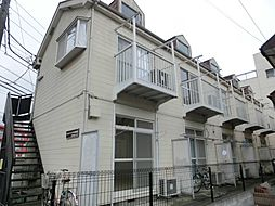 シャルマンハウス東豊田[105号室]の外観