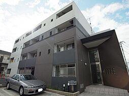 東京都町田市旭町2丁目の賃貸マンションの外観