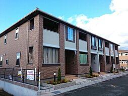 兵庫県姫路市飾磨区今在家5丁目の賃貸アパートの外観