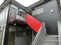 岡山県岡山市北区南方5丁目の賃貸アパートの外観