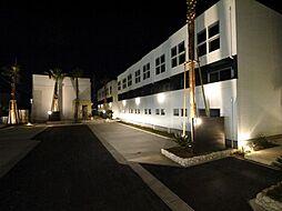 プレミアムアイランド日の出III[G号室]の外観