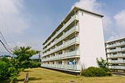 ビレッジハウス飯塚2号棟[5階]の外観