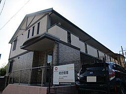 リビングタウン紀三井寺 A棟[2階]の外観