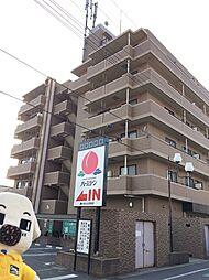 千葉県鎌ケ谷市鎌ケ谷4丁目の賃貸マンションの外観