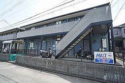 湘南パークサイド[2階]の外観