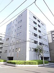 東京都北区豊島1の賃貸マンションの外観
