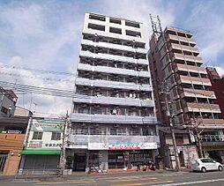 京都府京都市中京区壬生森町の賃貸マンションの外観