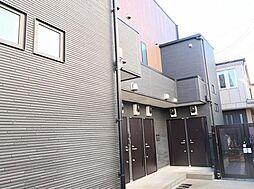 ルネコート東長崎[201号室]の外観
