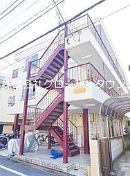東京都足立区加賀1丁目の賃貸マンションの外観