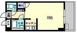 コンコート志度[6階]の間取り