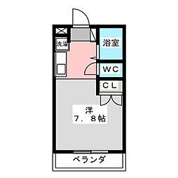 VIPA[2階]の間取り