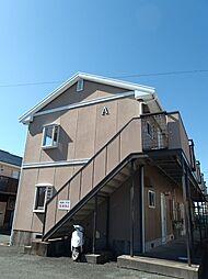 メゾン西伝寺B[1階]の外観