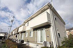 香川県高松市川部町の賃貸アパートの外観