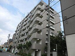 リバーサイドMAKIBA[6階]の外観