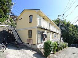 稲荷山ハイツ[2−B号室]の外観