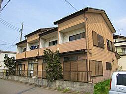 [テラスハウス] 千葉県習志野市実籾4丁目 の賃貸【/】の外観