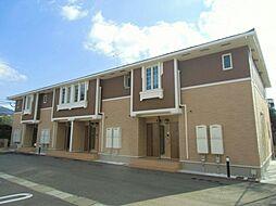 福岡県福岡市早良区内野1丁目の賃貸アパートの外観