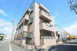 愛知県名古屋市中村区宿跡町3の賃貸マンションの外観