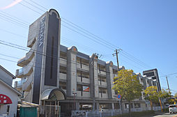 兵庫県姫路市網干区垣内中町の賃貸マンションの外観