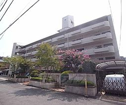 京都府京都市左京区田中上古川町の賃貸マンションの外観