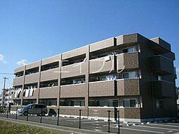 高知県高知市北久保の賃貸マンションの外観