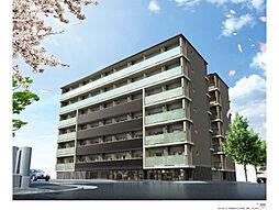 (仮称)キャンパスヴィレッジ京都西京極[1階]の外観