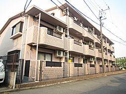 神奈川県相模原市緑区二本松2丁目の賃貸マンションの外観