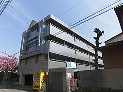 シャルム新城[4階]の外観