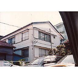松美荘[1階]の外観