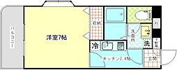 モアナリノ4階Fの間取り画像