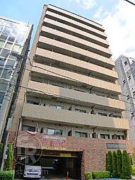 東京都港区芝浦1丁目の賃貸マンションの外観