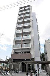 大阪府大阪市浪速区浪速東3丁目の賃貸マンションの外観
