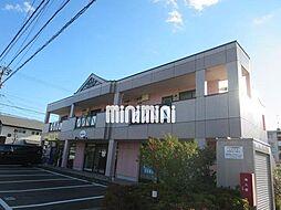 静岡県焼津市西小川5丁目の賃貸マンションの外観
