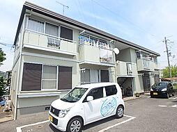 兵庫県高砂市伊保崎5の賃貸アパートの外観