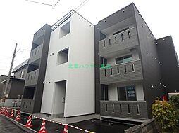 北海道札幌市東区本町一条4丁目の賃貸アパートの外観