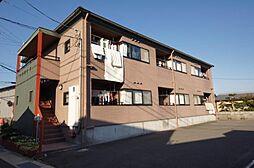 徳島県徳島市春日2丁目の賃貸アパートの外観