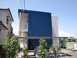 レオパレスカメリアII[2階]の外観