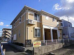 愛知県名古屋市守山区天子田2丁目の賃貸アパートの外観
