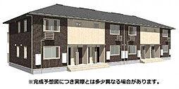 D−room南吉田(仮)[A102 号室号室]の外観
