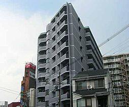 京都府京都市中京区壬生坊城町の賃貸マンションの外観