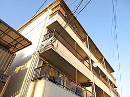 大阪府門真市沖町の賃貸マンションの外観