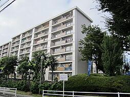 UR梨香台[1-602号室]の外観