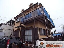 PEGハウス[1階]の外観