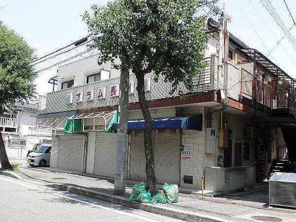 兵庫県尼崎市長洲本通2丁目の賃貸アパートの外観