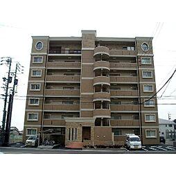 岐阜県羽島市小熊町島3丁目の賃貸アパートの外観