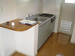 パラシオン・サン鳥見のキッチン