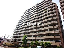 サーパス西古松I[3階]の外観